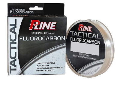 P-Line Tactical Fluorocarbon Fishing Line